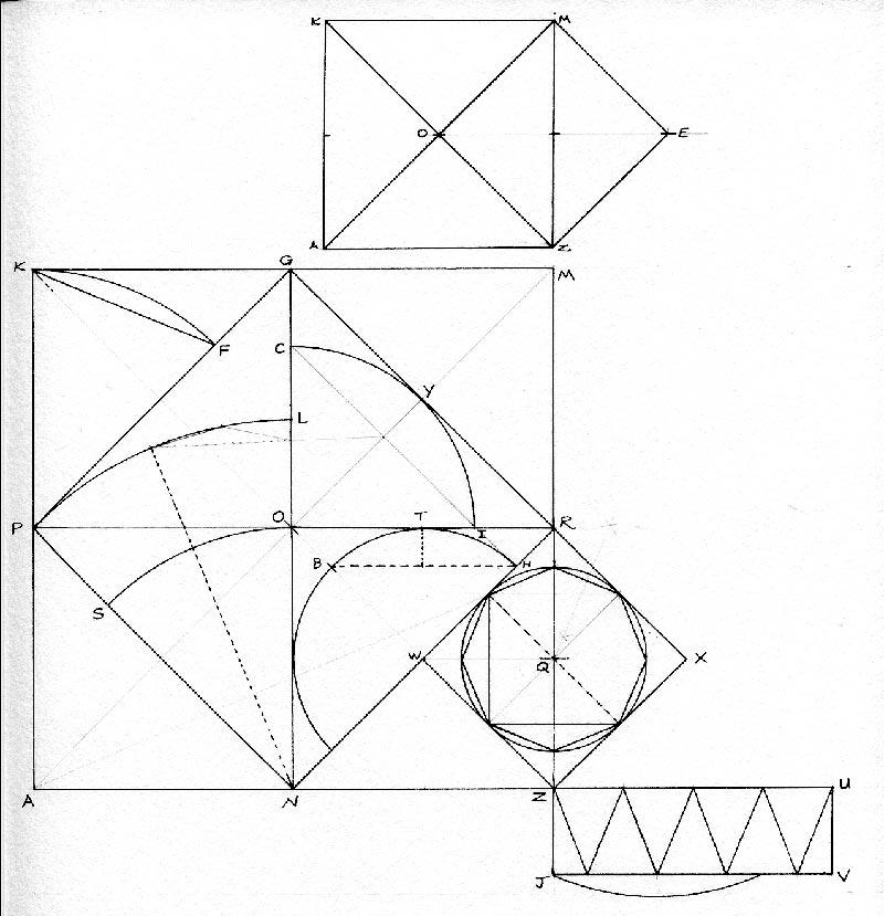 mark a reynolds  u00bb the octagon in leonardo u2019s drawings